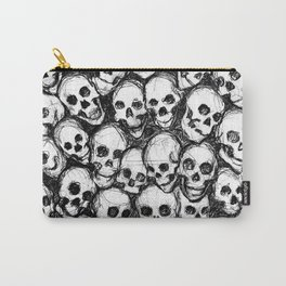 Catacomb Skulls Carry-All Pouch