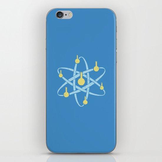 Atomic Tube iPhone & iPod Skin
