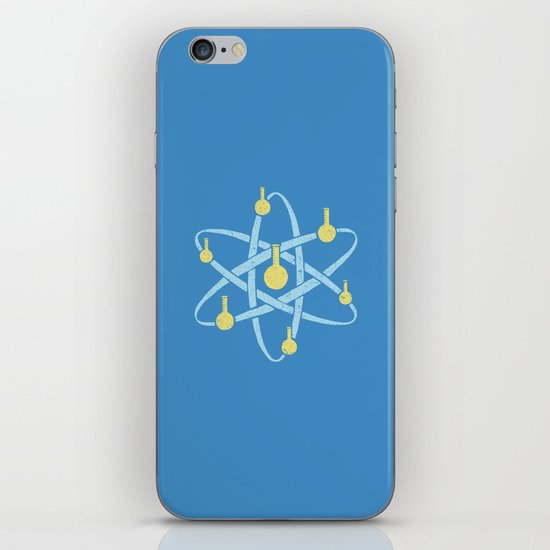 Atomic Tube iPhone Skin
