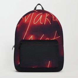 Make Salsa Not War (Color) Backpack