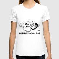 juventus T-shirts featuring Juventus by Sport_Designs