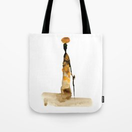 The wise elder from Tombouctou Tote Bag