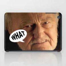 The Grimace iPad Case