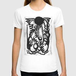 Legion - b&w T-shirt