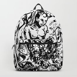 In Utero Backpack