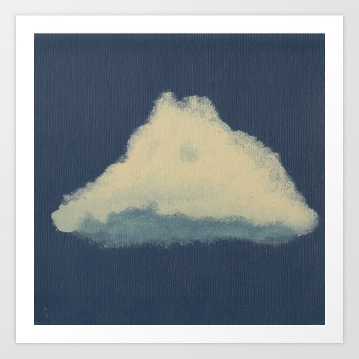 Dare to Dream - Cloud 2 of 100 Art Print