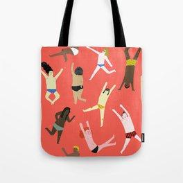 Dance! Dance! Dance! Tote Bag