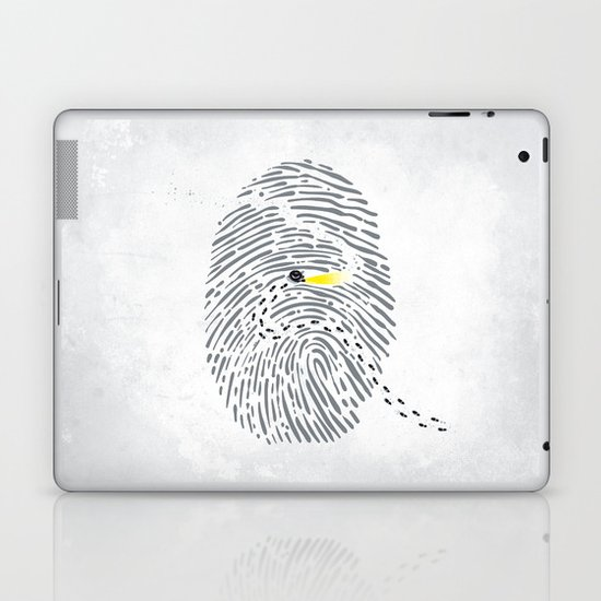 Hot Scent Laptop & iPad Skin