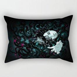 Bubbles for Miss Tentacles Rectangular Pillow