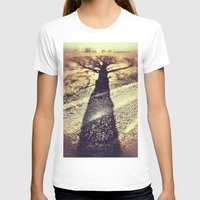 shadow T-shirts featuring Shadow by Jessica Morelli