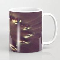 chocolate Mugs featuring Chocolate by Irène Sneddon