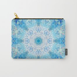 Lost City Mandala Abstract Design Carry-All Pouch