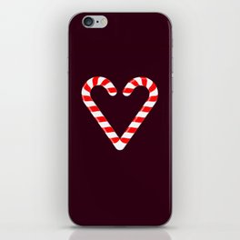 Candy Cane! iPhone Skin