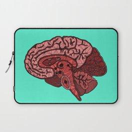 Brain Map Laptop Sleeve