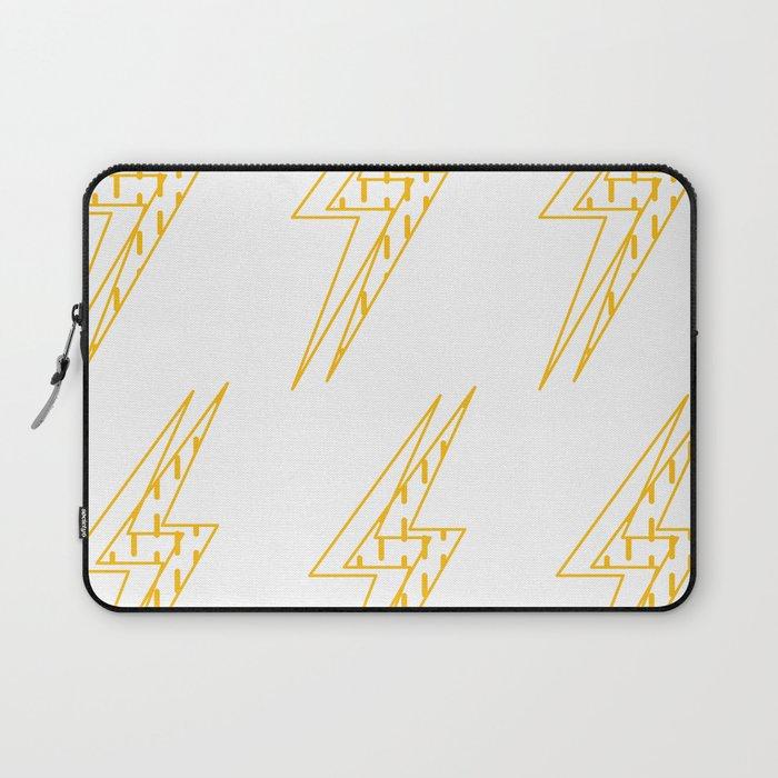 BLINDED LIGHT Laptop Sleeve