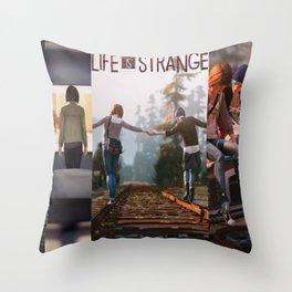 Life Is Strange 1 Throw Pillow