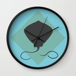 My Buddy, Ray Wall Clock