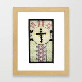 """""""Condomned"""" Framed Art Print"""