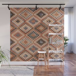 Arizona Southwestern Tribal Print Wall Mural