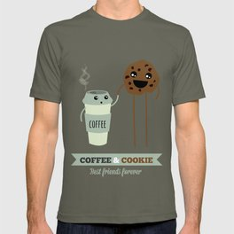 COFFEE & COOKIE T-shirt