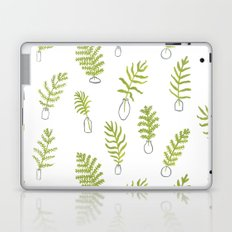Fern Vases Laptop & iPad Skin