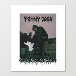 tommy cash tokyo drift Canvas Print