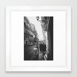 Mafioso Framed Art Print