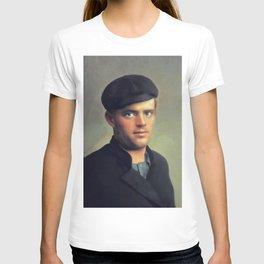 Jack London, Author T-shirt