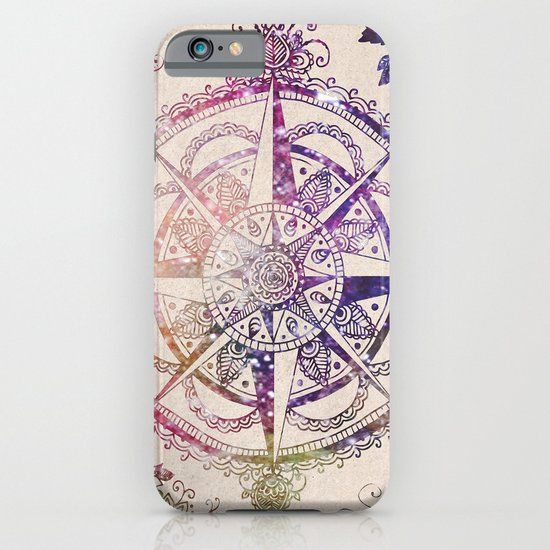 Voyager II iPhone & iPod Case