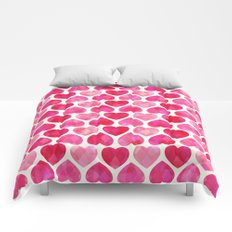 RUBY HEARTS Comforters