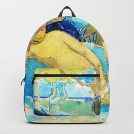 Paul Gauguin - The Noble Queen - Digital Remastered Edition Backpack