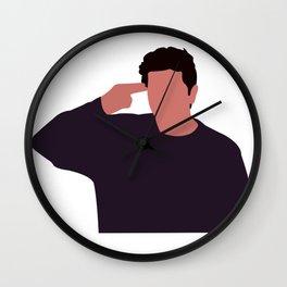 Unagi Ross tv show Wall Clock