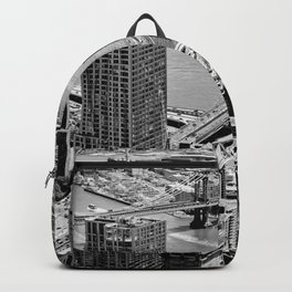 Brooklyn Bridge View - New York City Backpack