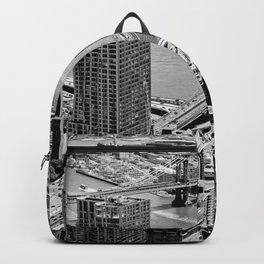 Brooklyn Bridge View - New York City Backpack