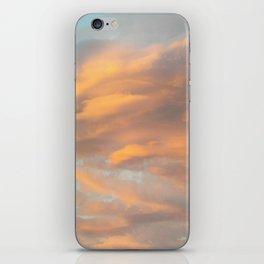 Pastel Skies iPhone Skin