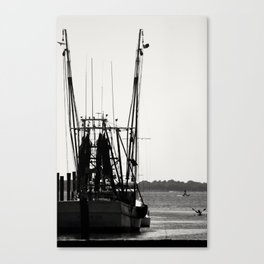 Float Your Boat Canvas Print