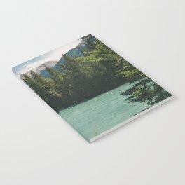 Tête Jaune Cache Notebook