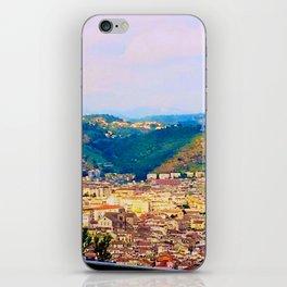 Italian Cityscape iPhone Skin
