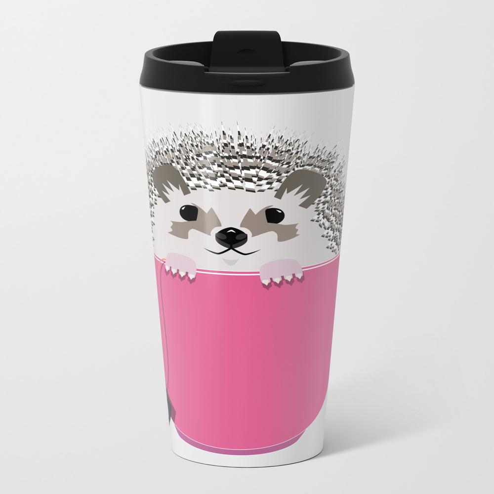 Valentine Heart Hedgehog Travel Cup TRM8281674