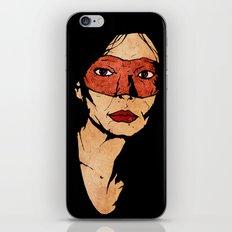 Mother Hazard iPhone & iPod Skin