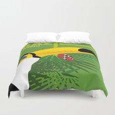 Brazil [rainforest] Duvet Cover
