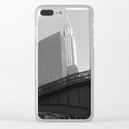 Chrysler Clear iPhone Case