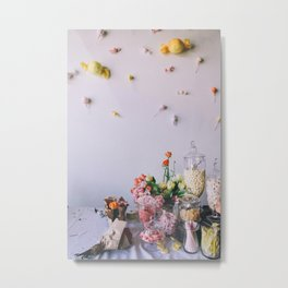 Visually Delicious  Metal Print