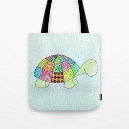 Little Claire's Turtle Tote Bag