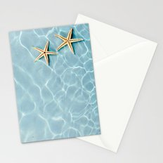 Stars in the Sea Stationery Cards