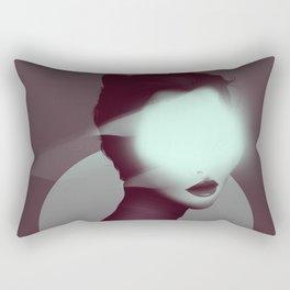 Bastet/Cat Goddess (Color Variant Version) Rectangular Pillow
