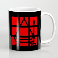 silent hill Mugs featuring Silent Hill - The Final Save by Versiris