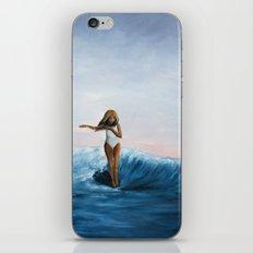 Leydiana iPhone & iPod Skin