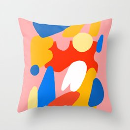abstraction vol.6 Throw Pillow
