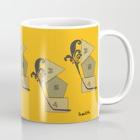 new orleans Mugs featuring New Orleans by Tim Breitzmann
